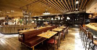 casual dining interior design award winners 2014 announced