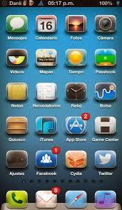 facebook themes cydia download admire re theme for ios 5 or higher version cydia tutorials