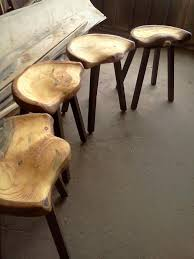 waldo canyon collection u2013 burnt log bar bar stools short