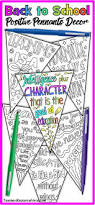 growth mindset coloring sheets pages banners pennants of