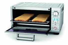 What To Use A Toaster Oven For Amazon Com Breville Bov450xl Mini Smart Oven With Element Iq