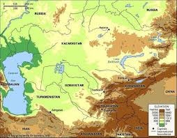 geographical pattern ne demek central asia britannica com