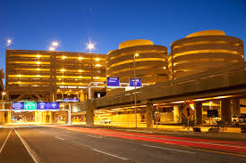 Sky Harbor Terminal Map Where To Park At Phx Discount Deals For Parking