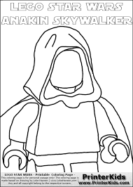 lego star wars anakin coloring pages lego star wars darth vader