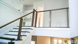 Banister On Stairs Cable Railing Systems For Stairs U0026 Balconies