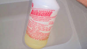 Las Totally Awesome Clean Your Tub With La U0027s Totally Awesome Cleaner Youtube