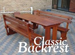 octo benches quality indoor outdoor entertainment garden pub