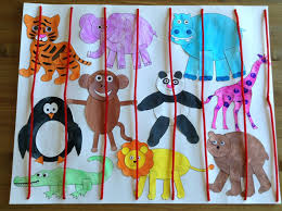 bored at home create your own zoo zoo craft using printables from learncreatelove com animal craft