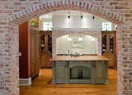 green kitchen islands world kitchen designs photo gallery