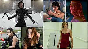 six more resident evil movies movies features resident