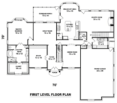 House Plans 4500 5000 Square 1500 Sq Ft House Floor Plans Small Two Bedroom House Plans 1560