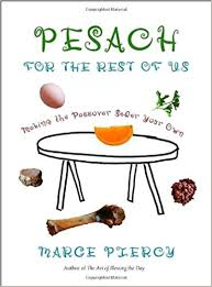 passover seder books pesach for the rest of us the passover seder your own marge
