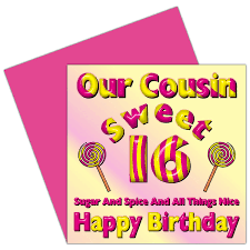 for a special niece on your 16th birthday amazon co uk kitchen