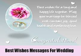 wedding message for a friend make your wish the best way to write wedding congratulation