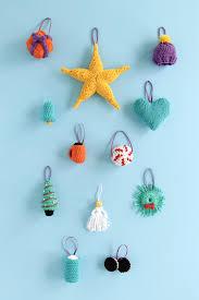 amigurumi snowman ornament occupied