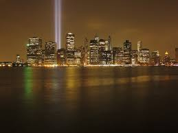 9 11 tribute in light royalty free stock photos chris