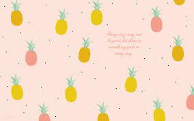 august 2014 pineapple calendar wallpaper sarah hearts