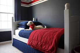 Red And Light Blue Bedroom Bedrooms Splendid Beautiful Red White Blue Bedroom Bedroom
