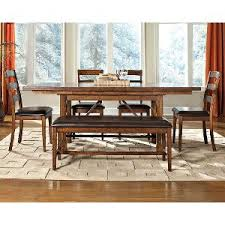 dining room set with bench dining room sets dining table and chair set rc willey