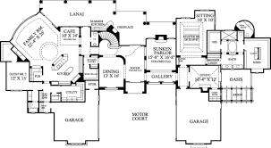 villa plan luxurious villa 67119gl architectural designs house plans