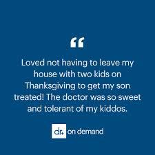 doctor on demand facebook