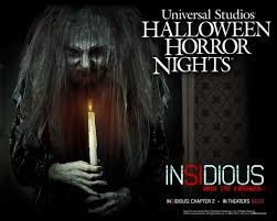 halloween horror nights 2015 theme insidious into the further haunted house announced for halloween