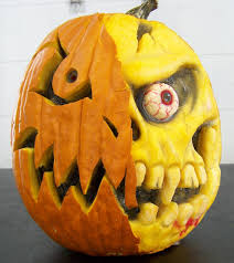 scary pumpkin carving ideas how to carve a 3 d pumpkin youtube