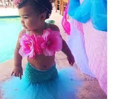 Mermaid Toddler Halloween Costume Mermaid Tutu Etsy