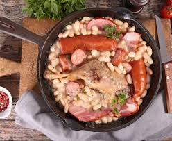 cuisiner le mouton cassoulet mouton et saucisses de toulouse recette de cassoulet