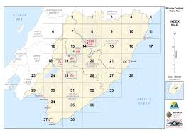 Grid Map Wairarapa Combined District Plan Your Masterton District Council