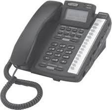 visual phone ringer light cortelco itt 2200bk model 220000 tp2 27e colleague with cid keypad