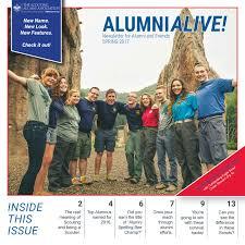 alumni alive spring 2017 by scouting alumni association issuu