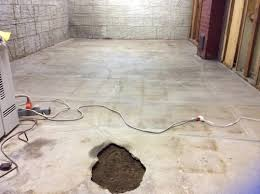 charming ideas basement concrete floor repair hgtv