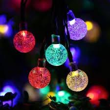 qedertek solar string lights qedertek solar string lights 20ft 30 led 8 lighting mode crystal
