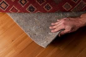Diy Area Rug Area Rug Pads For Wood Floors Jonlou Home