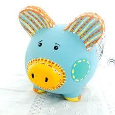 Keepsake Piggy Bank A Customized Piggy Bank Gifts For Newborns And Babies Keepsakes