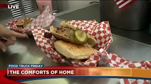 The Comforts Of Home Food Truck Friday The Comforts Of Home Fox31 Denver