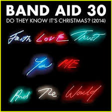 band aid 30 song brings together one direction chris martin rita