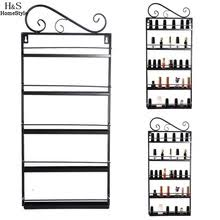 online get cheap nail polish wall rack aliexpress com alibaba group