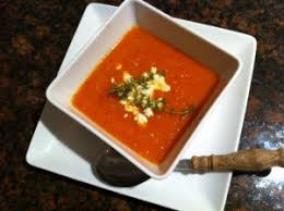 boursin cuisine roasted tomato soup with boursin cheese cecile s cuisine