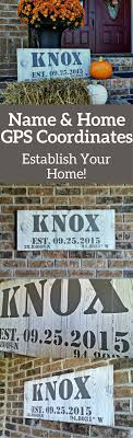 best housewarming gifts 2015 personalized outdoor signs home outdoor decoration