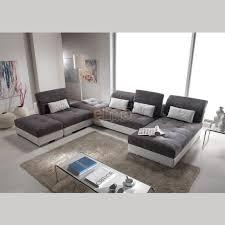 housse de canap m ridienne canap d angle modulable salon cuir m ridienne meubles elmo 19