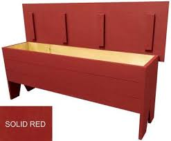 Large Storage Bench Large Storage Bench 4 Sawdust City Llc