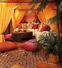 Indian Style - interior decoration ideas indian style fpudining