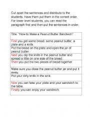 english worksheets easy