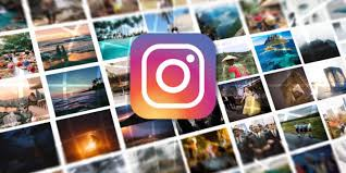 layout instagram pc to view saved instagram photos on a pc