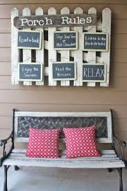 Easter Patio Decorations by 43 Diy Patio And Porch Decor Ideas Diy Porch Bench Cushions And