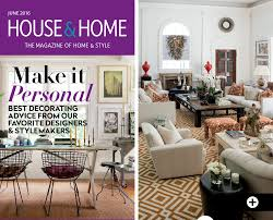 house and home magazine 20160601 png