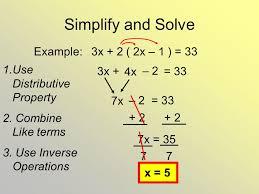 unit 0 u2013 solving equations latin maynor algebra 2a