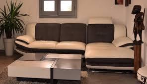 crozatier canapé canapé crozatier cuir tissu clicannonces